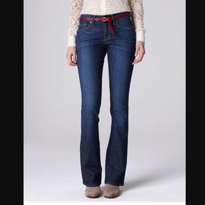Lucky Brand Jeans Sofia Boot Cut medium wash women